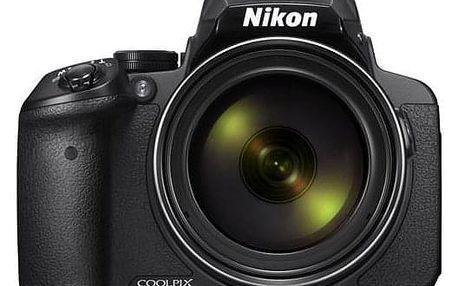 Nikon Coolpix P900 černý