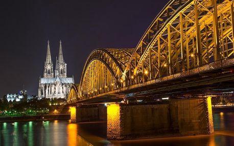 Populární metropole Kolín nad Rýnem & wellness