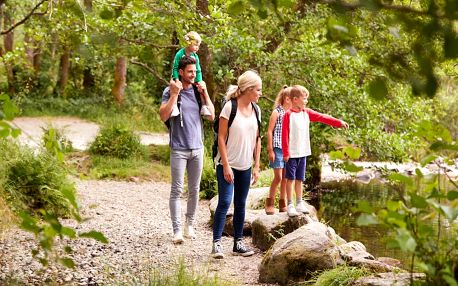 Aktivní wellness dovolená v biatlonovém středisku Oberhof