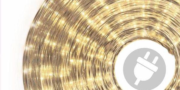 Garthen 875 Světelný kabel 50 m - teple bílá, 1800 minižárovek