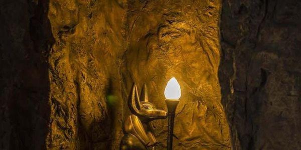 1,5 hodiny relaxace ve skalním chrámu pro 2 osoby5