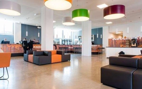 Designový hotel v krásné Kodani za TOP cenu 3 dny / 2 noci, 2 os., snídaně2