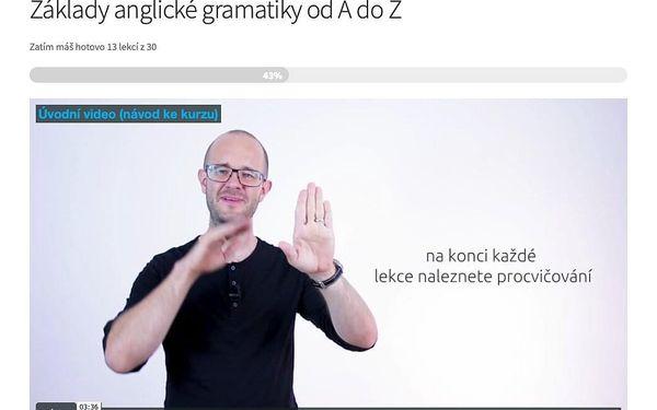 Základy anglické gramatiky od A do Z3