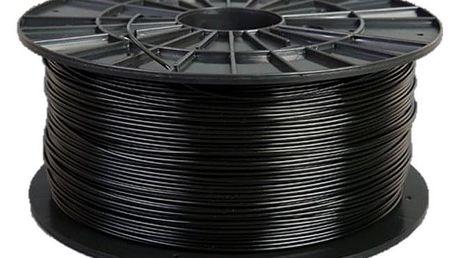 Tisková struna (filament) Plasty Mladeč 1,75 PETG, 1 kg černá (F175PETG_BK)