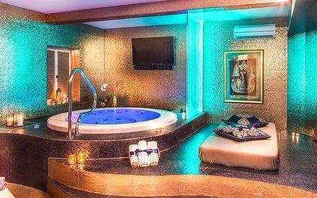 Praha luxusně v Royal Court Hotelu *** nedaleko centra se snídaní a vínem