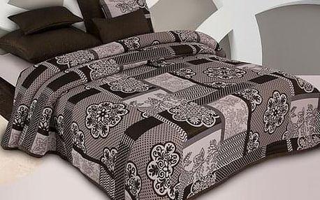 Forbyt Přehoz na postel Eternety, 240 x 260 cm