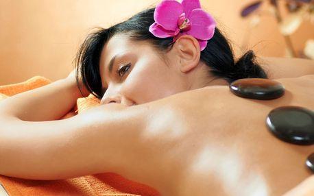 Výběr z několika relaxačních masáží 30 - 60 minut