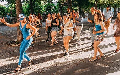 Kurz latinských tanců pro všechny