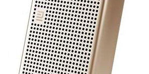 Přenosný reproduktor Xiaomi Mi Bluetooth Speaker Gold zlaté (QBH4104GL)2