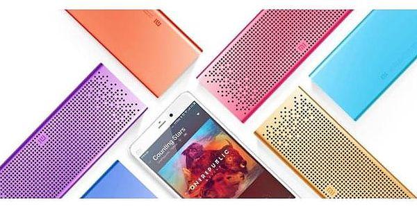 Přenosný reproduktor Xiaomi Mi Bluetooth Speaker Gold zlaté (QBH4104GL)3