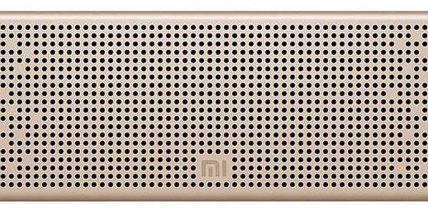 Xiaomi Mi Bluetooth Speaker Gold zlaté (QBH4104GL)