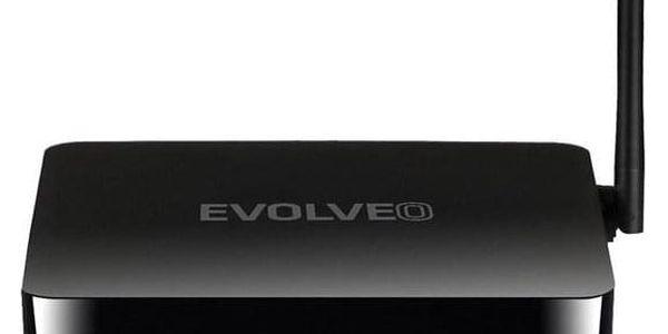 Evolveo MultiMedia Box M4 černý (MMBX-M4-HDR)