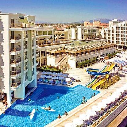 Turecko - Side - Manavgat letecky na 4-8 dnů, all inclusive