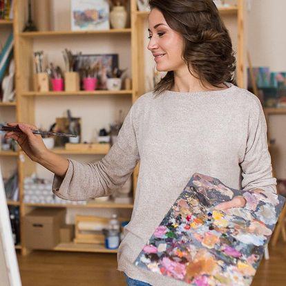 Ateliér Art Generace: výtvarné kurzy pro dospělé