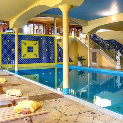 Mimořádně oblíbený Top Hotel Praha**** s wellness