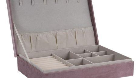 Koopman Šperkovnice Secret cabinet, růžová