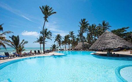 Tanzanie - Zanzibar letecky na 13-14 dnů
