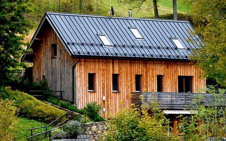 Apartmány v Harrachově: snídaně, sauna i 10 l piva