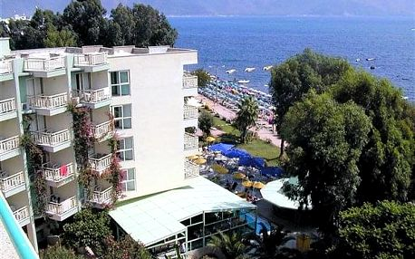 Turecko - Marmaris letecky na 8-9 dnů, all inclusive