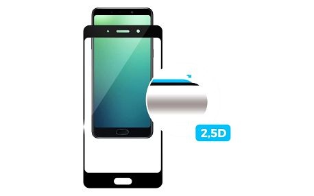Ochranné sklo FIXED Full-Cover pro Samsung Galaxy A20e černé (FIXGFA-399-BK)