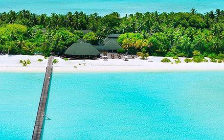 Maledivy letecky na 8 dnů, polopenze