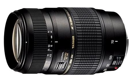 Tamron AF 70-300 mm f/4.0 – 5.6 Di LD Macro 1:2 pro Canon černý (A17E)