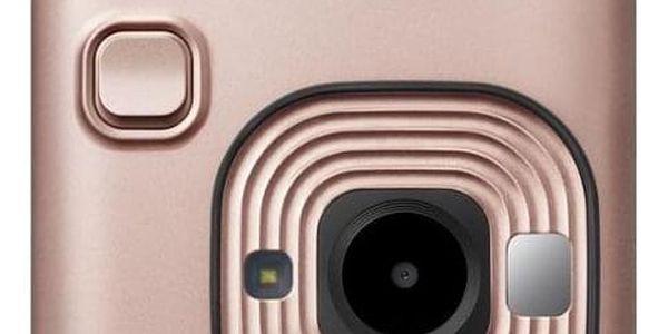 Digitální fotoaparát Fujifilm Instax Mini LiPlay zlatý2