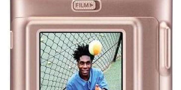 Digitální fotoaparát Fujifilm Instax Mini LiPlay zlatý4
