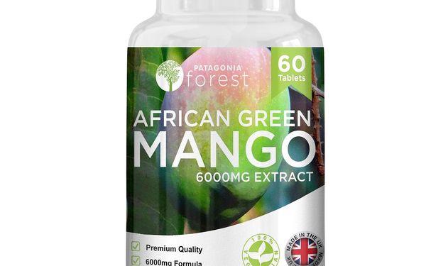 3× kyselina hyaluronová, 50 mg (60 tablet)+ Africké mango (60 tablet)2