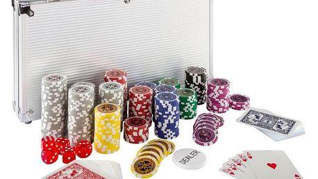 Tuin Ultimate 2642 Poker set 300 ks žetonů 1 - 1000 design