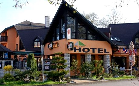Františkovy Lázně - Wellness hotel BOHEMIA, Česko
