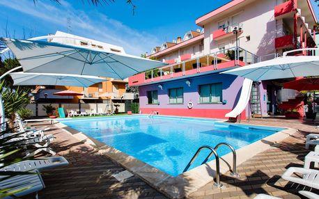 8–10denní Itálie, Emilia Romagna | Hotel Nautilus*** | Dítě zdarma | Bazén | Klimatizace zdarma | Polopenze nebo plná penze s nápoji | Autobusem nebo vlastní doprava