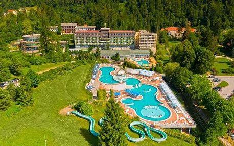 Slovinsko - Savinjské Alpy na 3-4 dny, polopenze