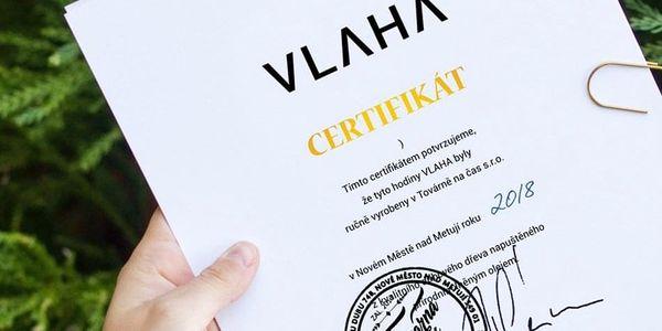 VLAHA VCT1013 Dubové hodiny5