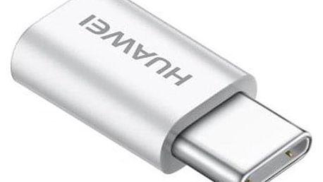 Huawei MicroUSB / USB-C bílá (4071259)