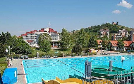 Slovinsko - Lendava na 3-4 dny, polopenze