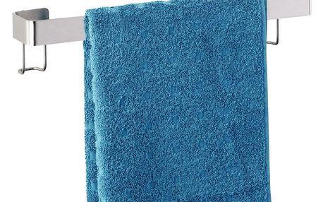 Věšák na ručníky PREMIUM PLUS - nerezová ocel, WENKO