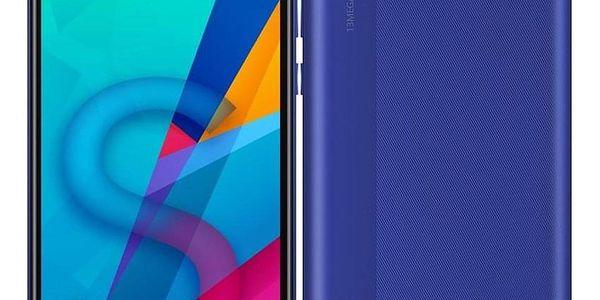 Mobilní telefon Honor 8S Dual SIM modrý (51093UPF)