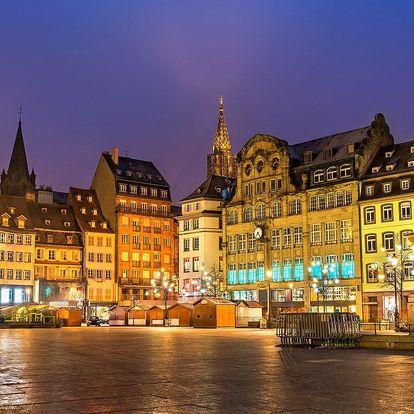 Autokarem na 1 noc na adventní trhy do Alsaska