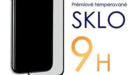 Ochranné sklo TGM Full Cover pro Apple iPhone X/Xs černé (TGMAPIPXBL)