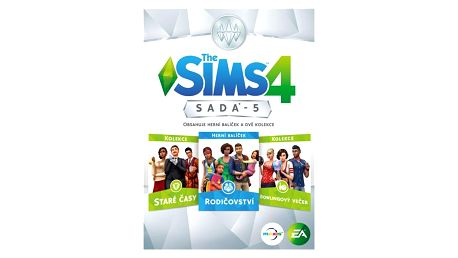 Hra EA PC The Sims 4: Bundle Pack 5 (EAPC05155)