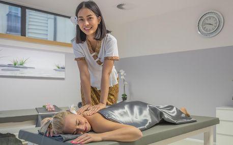 100 minut luxusní péče: masáž, lázeň a maska