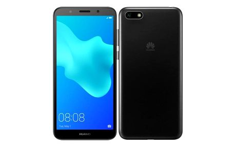 Mobilní telefon Huawei Y5 2018 Dual SIM černý (SP-Y518DSBOM)