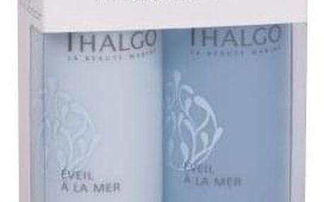 Thalgo Éveil a la Mer dárková kazeta pro ženy čisticí mléko 400 ml + pleťová voda 400 ml