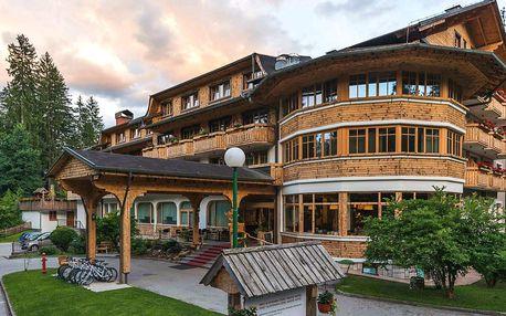 Pobyt blízko slovinského Bledu: wellness, polopenze