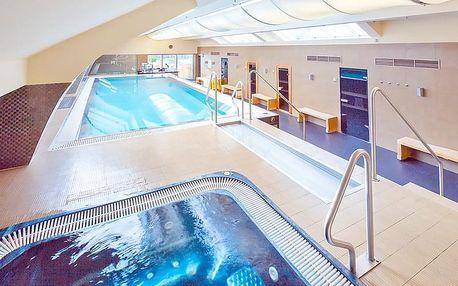 Budapešť v luxusním 4* hotelu s neomezeným wellness a fitness + snídaně