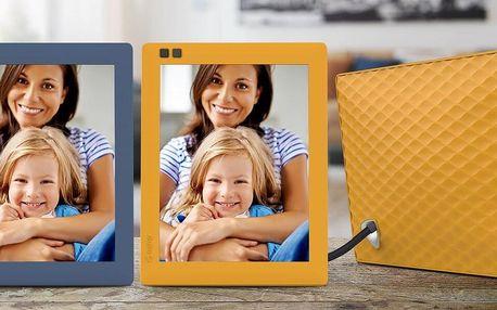 Fotorámeček Nixplay s přijmem fotek přes Wifi