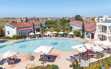 Kypr - Famagusta letecky na 7-8 dnů, all inclusive