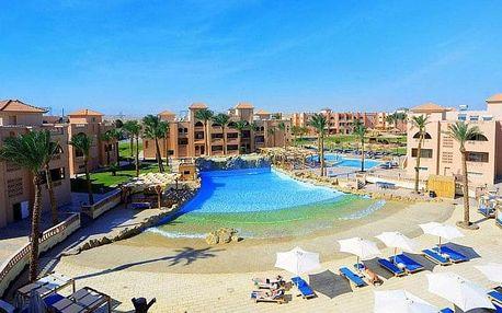 Egypt - Hurghada letecky na 15 dnů, all inclusive