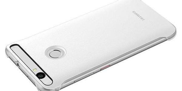 Kryt na mobil Huawei Nova bílý (51991764)2